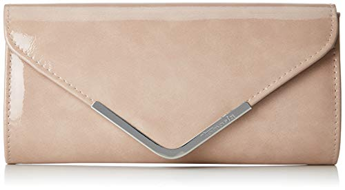 Tamaris Damen Brianna Clutch Bag, Pink (Rose), 5x12x26 cm