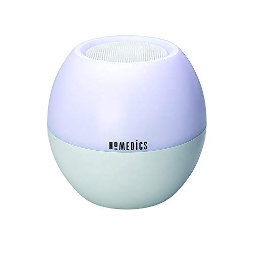 Homedics SoundSpa Sunrise Simulation Wake Light
