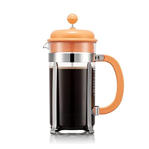 BODUM 1918-447SA-Y21 CAFFETTIERA Cafetera, 3 tazas, 0.35 l, 12 oz, en plastico