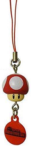 TOMY Super Mario Bros. Wii Mini Mascots Keychain...