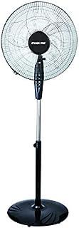 Nikai Electric Pedestal Fan (Black, NFP1631T)