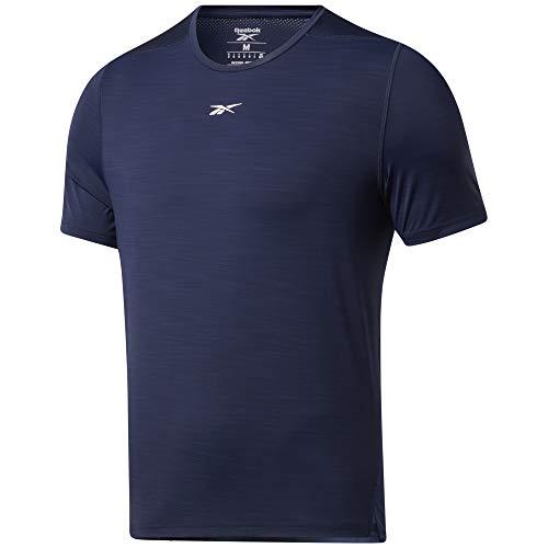 Reebok Ts Ac Solid Move Tee T-Shirt für Herren S blau