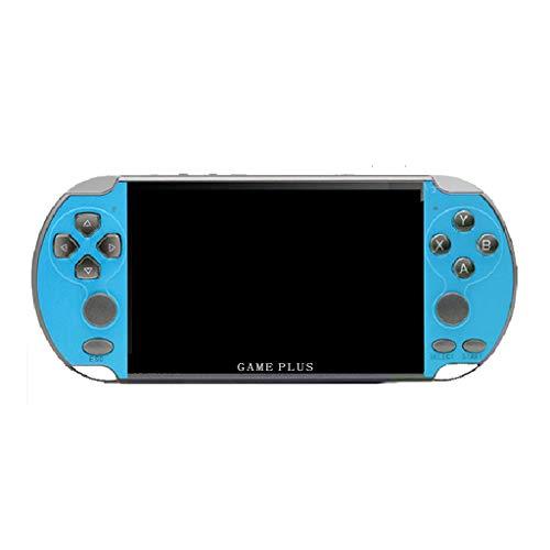 GGsheng X7 Plus 5,1 Zoll LCD Spielmaschine Double Rocker Handheld Retro Spielkonsole