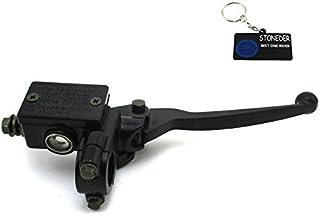 STONEDER 7/8 '' 22mm Alloy Frontbremszylinder Griffhebel für TRX250 TRX300 TRX400 TRX450 Honda ATV Quad 4 Wheeler