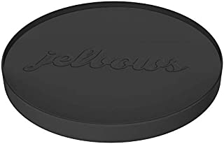 jelbows Ergonomic Gel Wrist Rests for Arms and Elbows | The Perfect Pain Relief Solution for Tennis Elbow, Carpal Tunnel Syndrome, Bursitis, and Arthritis (Small Black, 2 Pack)