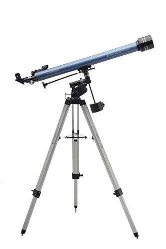 K KONUS KONUSTART-900B, Telescopio rifrattore con treppiede Unisex, Multi-Colour, D.60/Size F.900