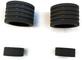 Boracell Compatible with 5607B001 Scanner Exchange Roller Kit Tire ONLY for Canon DR-C240 DR-M160 DR-M160II Scanner Pickup tire