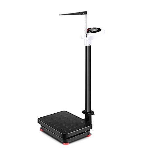 Precision Electronic Height & Weight Scale, Digital Column Scale, Physician...