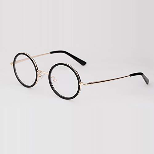 Leesbril, ronde veerscharnier lezer, bril lezen, milieuvriendelijke materialen, gevoelige scharnieren, comfortabele neuspads, uniseks. [Astigmatis]