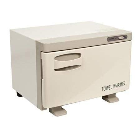 NRG Mini Hot Towel Warmer Cabinet with Side Swing Door - Hot Towel CABI for Spas, Salons, Massage & Facials - Holds up to 24 Facial Towels - Heats Towels Up Quickly - Perfect for Smaller Spaces