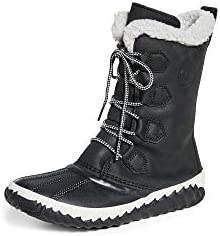 Sorel out N About Plus Tall, Botas Impermeables Mujer, Negro (Black 010), 38 EU