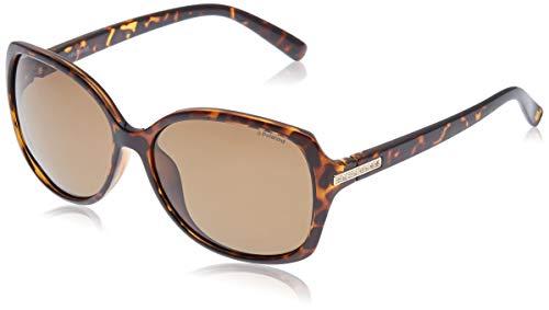 Polaroid PLD 5011/S IG V08 Gafas de sol, Marrón (Havana/Brown Pz), 58 para Mujer