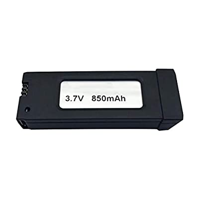 Bobody For 3.7V 850MAH Battery For Eachine E58 Quadcopter Drone, Light Weight and Large Capacity