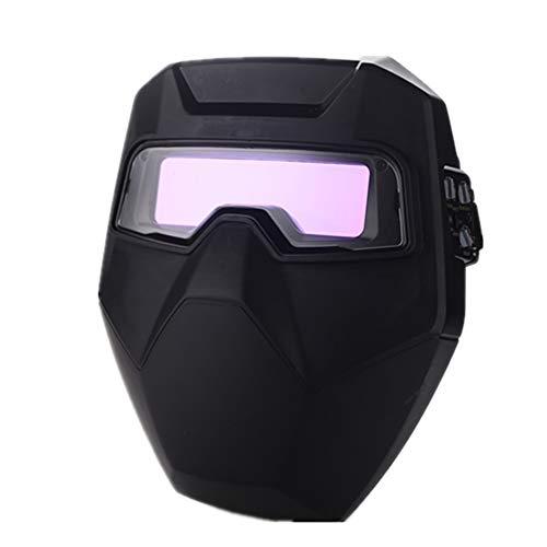 NT Hochwertige automatische Anpassung von Schweißhelm, Schutzbrille, automatischer Dimmung, HD ohne Stroboskop, großflächiger Schutz