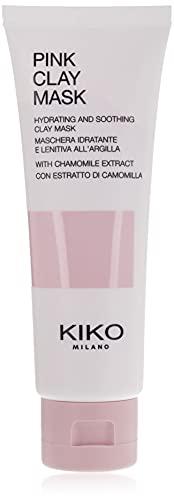 KIKO Milano PINK CLAY MASK   Maschera viso idratante e lenitiva con camomilla e argilla rosa