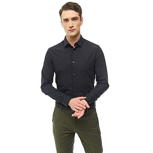 Calvin Klein KJ J30J314166 Camisa para hombre CHW Night Sky