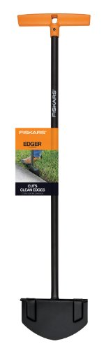 Fiskars 38.5 Inch Long-handle Steel Edger