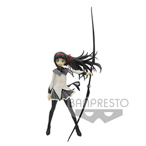 Banpresto movies magical girl Madoka Magica New ed. EXQ figure Homura Akemi