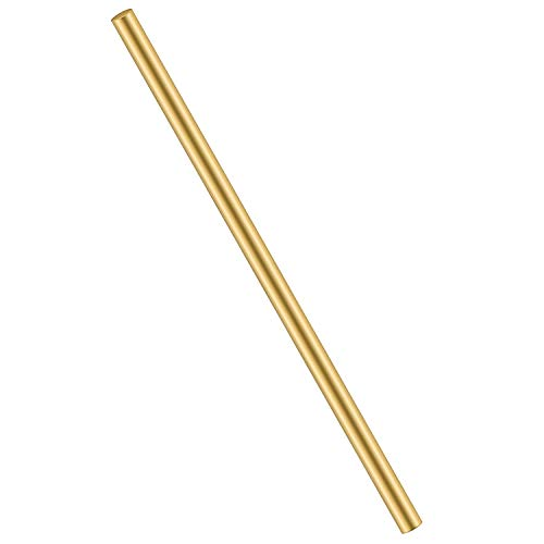 """x 2/"""" LONG C360 BRASS ROUND ROD SOLID BAR STOCK H02 3/"""" Dia"""