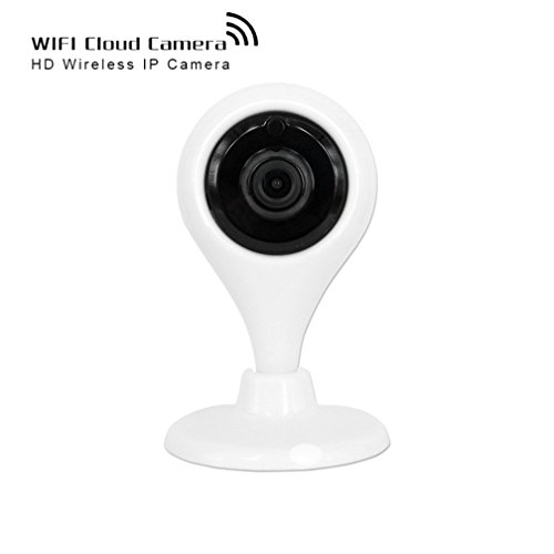 Preisvergleich Produktbild Shengyaohul Indoor 720P Full HD Home Security Surveillance,  Ip-Überwachungskamera-System With Infrarot Nachtsicht / Videoalarm / Bewegungserkennung Überwachungskamera Ip