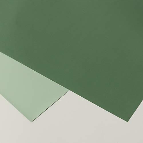 XZGang Student Book Paper, verdicken zweifarbige Bouquet Wrapper Geschenkpapier Büttenpapier, 60 * 60CM Dekoration (Farbe : #4)