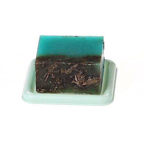 Jabón RQWY Jabón hecho a mano de alta calidad Miel de camelia Miel volcánica Aloe caléndula...