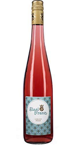 Weingut Hammel & Cie Sissi & Franz Rosé lieblich Blauer Portugieser Lieblich (6 x 0.75 l)