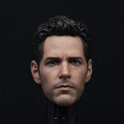 ZSMD 1/6 Scale 1/6 Scale Ant-Man Scott - Figura de accin para hombre con conector para 12'