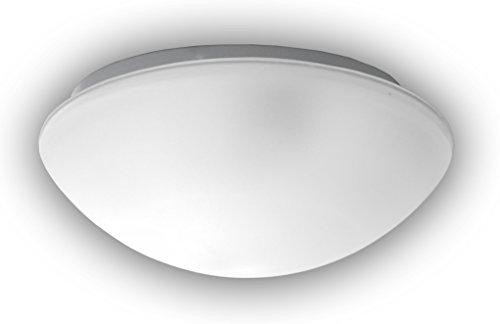 Niermann Standby 64620a + +, Plafón satinado con borde transparente, 8W LED,...