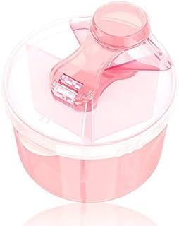 Majoxin Portable Baby Kids Food Containers Storage Feeding Box Milk Powder Formula Dispenser