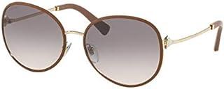 Bvlgari DIVA'S DREAM BV 6106B MATTE BROWN/GREY PINK SHADED 59/17/135 women Sunglasses