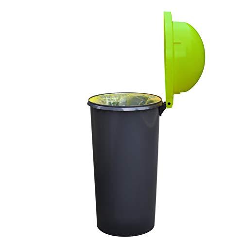 KUEFA Mülleimer/Müllsackständer/Gelber Sack Ständer (Hellgrün)