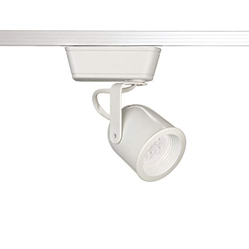 WAC Lighting JHT-808LED-WT Low Voltage 120V Track Luminaire