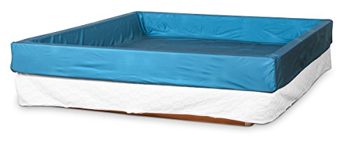 sambatu Sicherheitswanne für Softside - Wasserbett Outliner Qulität Mesamoll II (160x200)