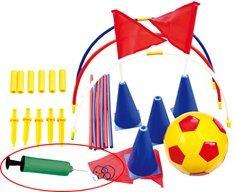 BOLLINGER.ES Set Football con Accesorios para Entrenamiento.