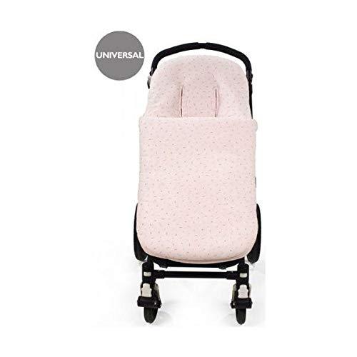 Pasito a pasito 474215.0 - Saco para silla, niñas, color rosa