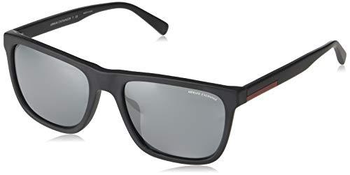 Armani sunglasses for men and women AX Armani Exchange Men's Ax4080sf Asian Fit Square Sunglasses