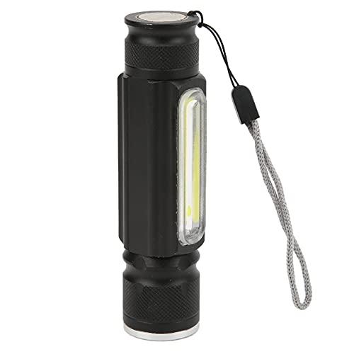 Linterna LED, XML-T6 Cuentas De Lámpara Linternas Iluminación De área Grande Ajuste La Luz Libremente Para Caza Para Montañismo Para Resolución De Problemas Para Ciclismo