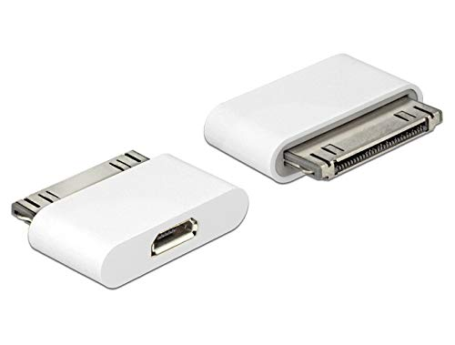 DeLOCK 65357 - Adaptador USB Micro-B iPhone/iPad