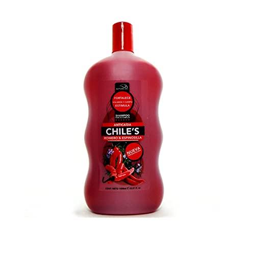 Hair Growth Chili Shampoo (Champu De Chile - Caída De Pelo) 33 oz.