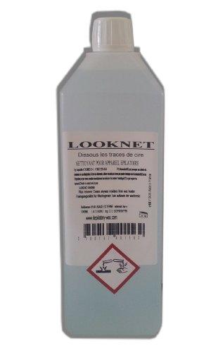 Storepil - Look Net - Nettoyant pour appareil d'épilation - 1 litre
