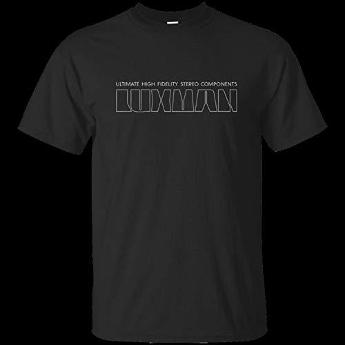 Luxman, Stereo, Components - G200 Gildan Ultra Cotton T-Shirt,Black,Medium