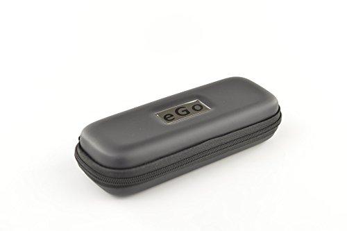 Kangertech eGo - Starterset (M) - e Zigarette - EVOD VV Akku 1.000 mAh & T3D Dual Coil Clearomizer (schwarz)