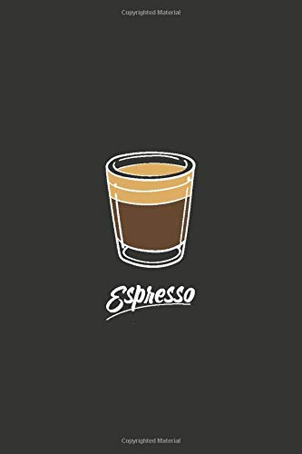 Espresso: Coffee Table Notebook for coffee Lovers