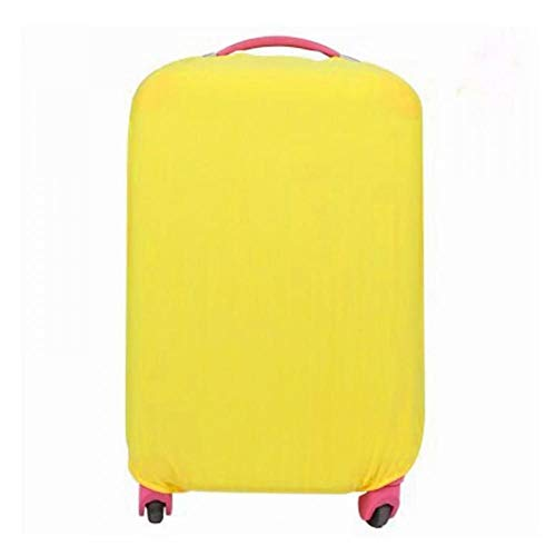 MAZS Luggage Protective Cover For 18 to 30 inch Trolley Case Suitcase Dust Cover Travel Accessories Candy Colors