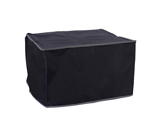 The Perfect Dust Cover, Black Nylon Cover for Formlabs Form 1+ 3D SLA Laser Printer, Anti Static Waterproof Cover Dimensions 12''W x 11''D x 18''H by The Perfect Dust Cover LLC