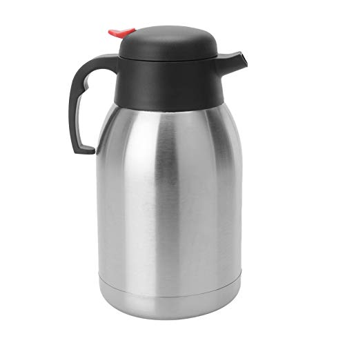 ColdShine Stainless Steel Coffee Jug Hot Cold Water Tea Coffee Insulated...