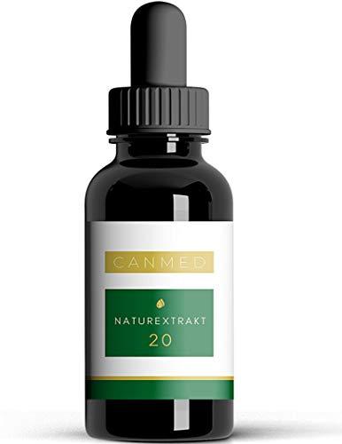 CANMED® NATUREXTRAKT 20 Tropfen | 2.000...