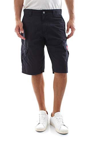 Napapijri Herren NADI 2 Shorts, Blau (BLU Marine 1761), W(Herstellergröße:40)