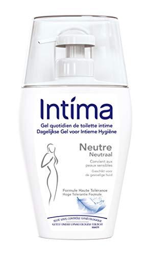 Intima Gel Intime Neutre - 200 ml - Lot de 4